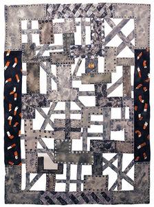 Keri Oldham, 'Labyrinth with Cigarettes', 2016