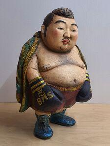 Kim Won Geun, 'Bandage boxer', 2020