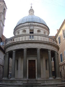 Donato Bramante, 'Tempietto, Church of San Pietro in Montorio', 1502-1510