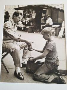 Morris Engel, 'Shoeshine', 1952