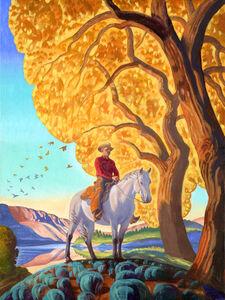 """Bryan Haynes, '""""Down by the Rio Grande""""', 2018"""