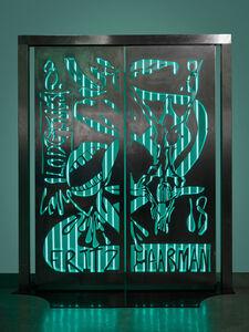 Villa Design Group, 'Meat Locker V (Fritz Haarman)', 2015