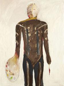 Nathan Joseph Roderick Oliveira, 'Painter I', 1987