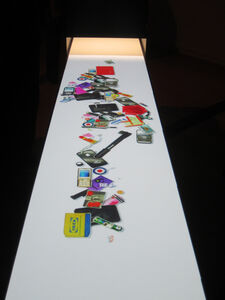 Rafael Lozano-Hemmer, 'Please Empty Your Pockets', 2010