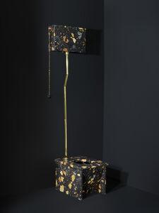 Max Lamb, 'Marmoreal Toilet', 2015