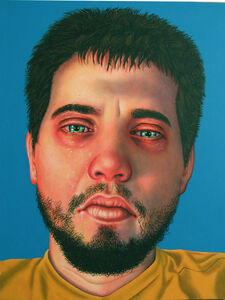 Kate Kretz, 'Crying Man II', 2005