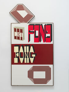 Barry McGee, 'UNTITLED', 2013