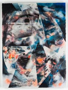 Rushern Baker IV, 'Untitled (Blue 2)', 2017