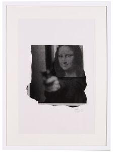 Nick Walker, 'Mona Shot (Black and White)', 2004