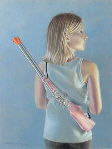 Shannon Cannings, 'Open Carry', 2016
