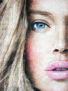 Robert Lemay, 'Blue Eyes', 2017