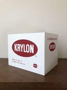 Greg Lamarche, 'Krylon Box', 2011