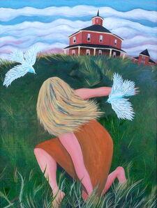 Susan Reid Danton, 'Pursuit', 2014