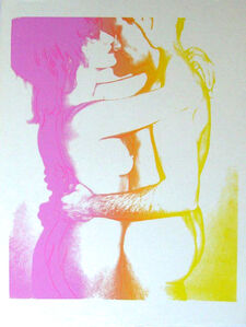 Andy Warhol, 'Love Variants', ca. 1982