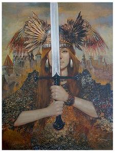 Laurence Schwinger, 'The Sword', 2016