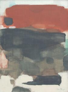 Carl Holty, 'Shale Shiefer', ca. 1962