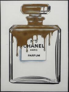 Louis-Nicolas Darbon, 'Gold melting Chanel', 2017