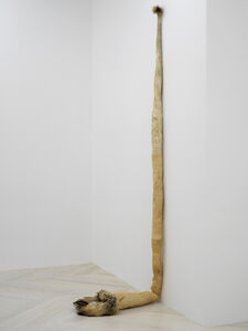 Brian Jungen, 'A Note for Meret', 2011