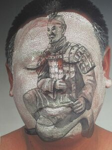 Huang Yan, 'Dreaming - Terra-Cotta Warrior', 2006