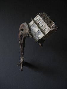 Patrick Robideau, 'Process of Memory III: Wall House'
