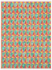 Marijn Van Kreij, 'Untitled (Paul Klee, Schlucht in den Alpen)', 2015
