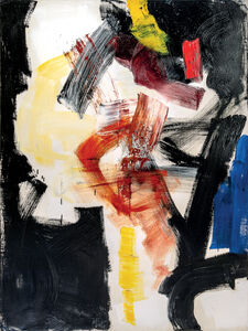 Jean Miotte, 'Untitled', ca. 1960