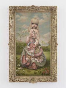 Mark Ryden, 'Anatomia', 2014
