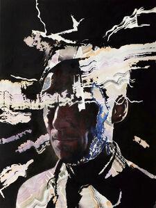 Dénesh Ghyczy, 'Self Portrait ', 2017