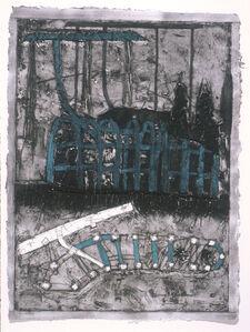 Andres Nagel, 'Untitled #3 (sculpture)', 2001