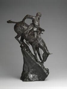 Frederic Remington, 'The Mountain Man', 1903–1907