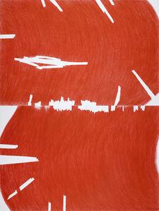 Tzeng Yong-Ning, 'Red Wood 1', ca. 2012