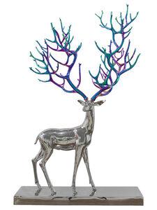 Gao Xiaowu 高孝午, 'Rebirth-Deer   再生-鹿', 2016