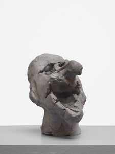 Siegfried Anzinger, 'Lacher (Horst)', 2009