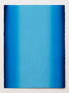 Ruth Pastine, 'Depth, Blue 11', 2020