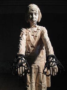Gehard Demetz, 'A light distortion', 2008