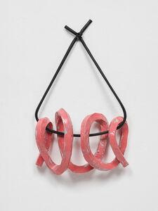 Lisa Tiemann, 'Notiz pink / Note pink'