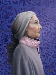 Mariana Peirano, 'Untitled Purple', 2017