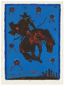 Derek Boshier, 'Rodeo', 1986