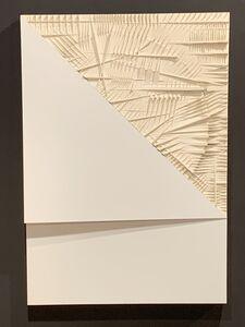 Arnaldo Pomodoro, 'Immagine Dell'alba', 1981