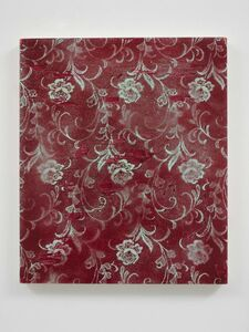Rachel Howard, '9 Crimson Roses', 2017