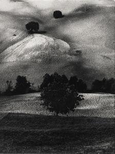 Mario Giacomelli, 'Paesaggio', 1958