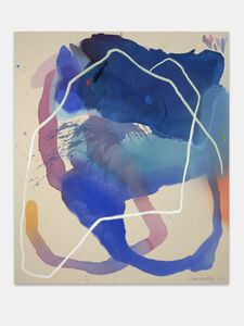 Heather Day, 'Blue Étude no. 2', 2020
