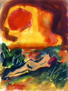 Howard Kline, 'Intuition', 2008