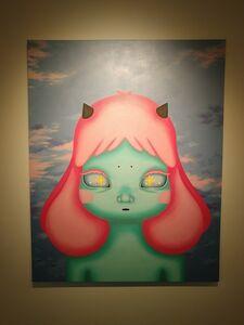 Okokume, 'Through The Clouds', 2018