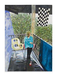 Raffi Kalenderian, 'Alison (Strickland House)', 2018