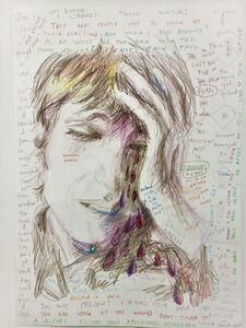 Elke Krystufek, 'My Heart Was Always With You (Bas Jan Ader)', 2007