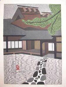 Kiyoshi Saito, 'Shisen-do Kyoto E', 1963