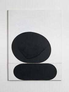 Gary Kuehn, 'Black Painting', ca. 2003