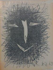 Fernand Mourlot, 'Picasso Lithographe IV, 1956-1963', 1964