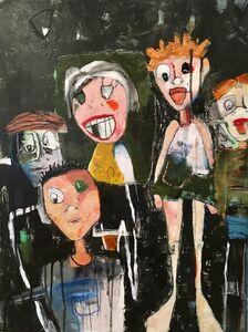 Vikki Drummond, 'MAD MAGAZINE REDUX', 2017